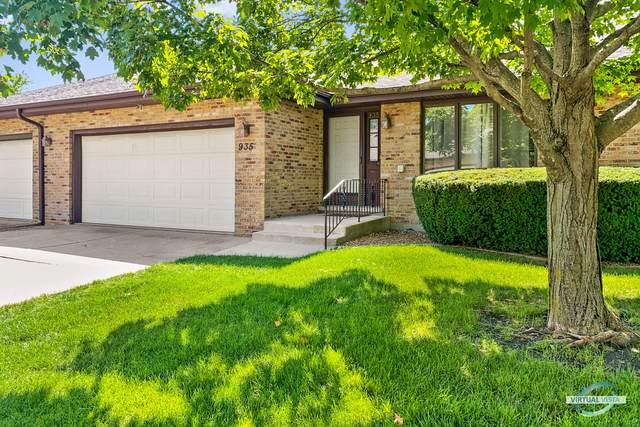 935 Winter Park Drive #935, New Lenox, IL 60451 (MLS #11160254) :: John Lyons Real Estate
