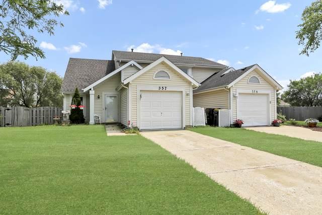357 Aspen Court #357, Carol Stream, IL 60188 (MLS #11160286) :: O'Neil Property Group