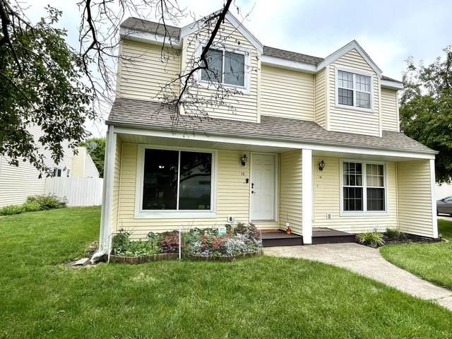 2311 Galen Drive #13, Champaign, IL 61821 (MLS #11160301) :: O'Neil Property Group