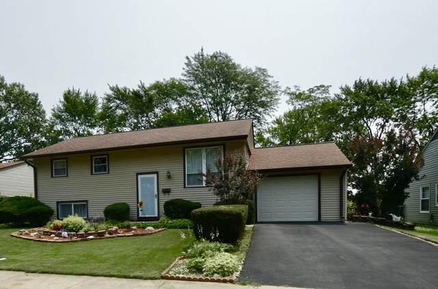 421 Holly Drive, Streamwood, IL 60107 (MLS #11160308) :: Suburban Life Realty