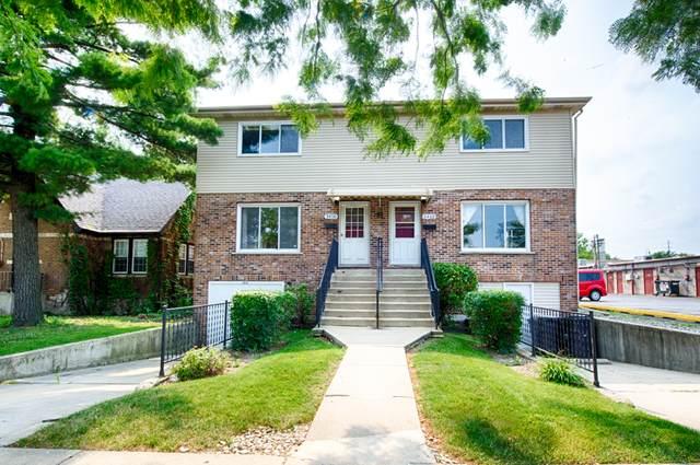 1412-1416 N Taft Avenue, Berkeley, IL 60163 (MLS #11160446) :: O'Neil Property Group