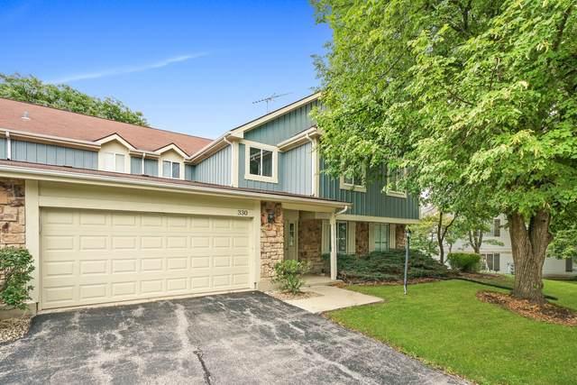 330 Springlake Lane A, Aurora, IL 60504 (MLS #11160465) :: Suburban Life Realty