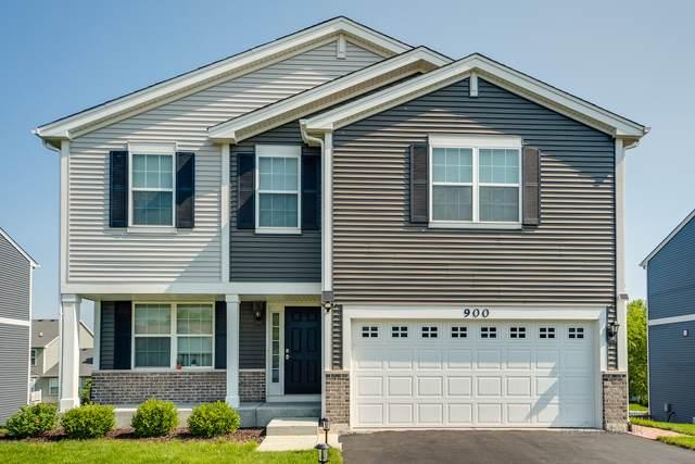 900 Heartland Park Lane, Antioch, IL 60002 (MLS #11160509) :: The Wexler Group at Keller Williams Preferred Realty