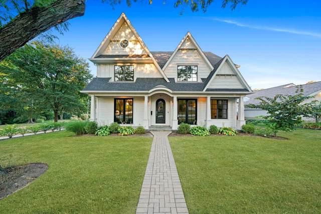 1 S Stough Street, Hinsdale, IL 60521 (MLS #11160582) :: Lewke Partners - Keller Williams Success Realty