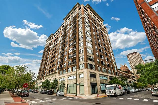 849 N Franklin Street #1002, Chicago, IL 60610 (MLS #11160620) :: Lux Home Chicago