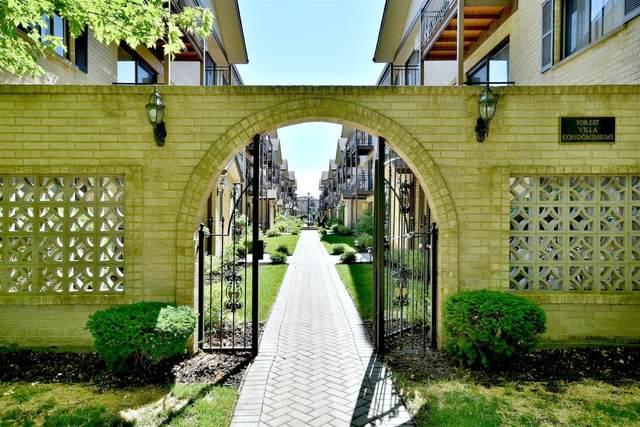 5143 N East River Road 254C, Chicago, IL 60656 (MLS #11160627) :: Lewke Partners - Keller Williams Success Realty