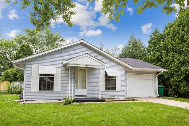 4529 Keenehand Court, Richton Park, IL 60471 (MLS #11160645) :: O'Neil Property Group