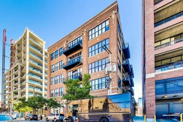 215 N Aberdeen Street 208B, Chicago, IL 60607 (MLS #11160691) :: Lux Home Chicago