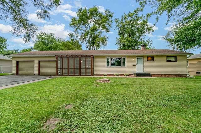 215 East Street, Lowell, IN 46356 (MLS #11160707) :: O'Neil Property Group