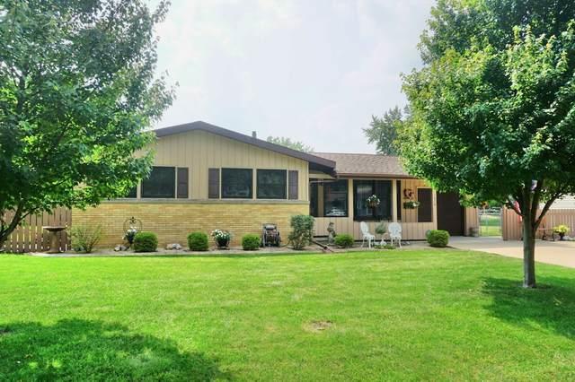 1420 Gleason Drive, Rantoul, IL 61866 (MLS #11160755) :: Ryan Dallas Real Estate