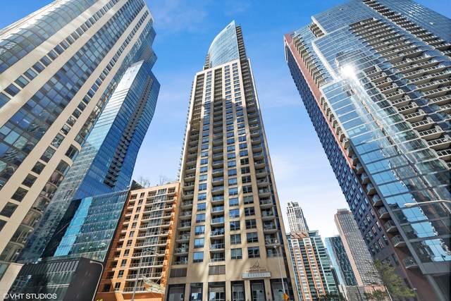 420 E Waterside Drive #1112, Chicago, IL 60601 (MLS #11160783) :: Lewke Partners - Keller Williams Success Realty