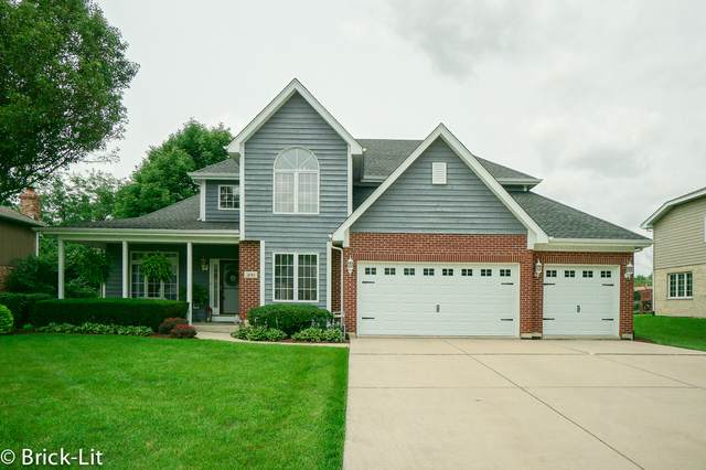 206 Washington Parkway, Frankfort, IL 60423 (MLS #11160792) :: Suburban Life Realty