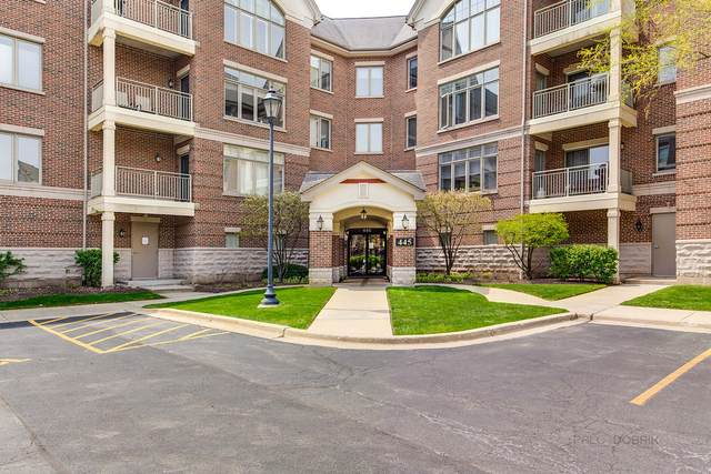 445 Village Green #402, Lincolnshire, IL 60069 (MLS #11160801) :: O'Neil Property Group
