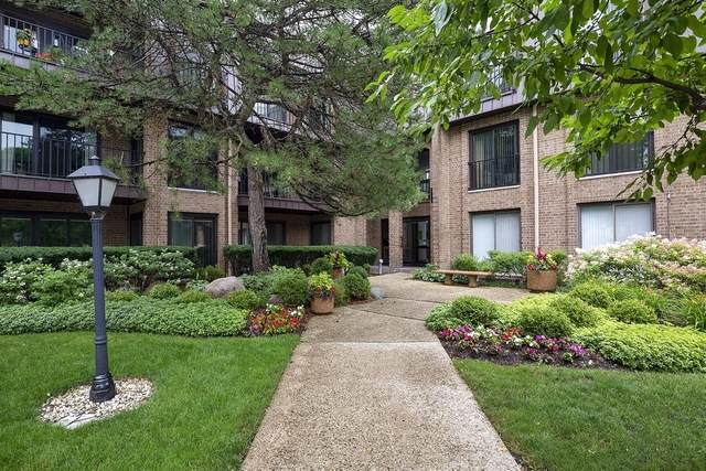 1 The Court Of Harborside #211, Northbrook, IL 60062 (MLS #11160841) :: Suburban Life Realty