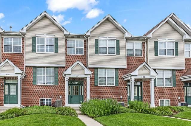224 S Alder Creek Drive, Romeoville, IL 60446 (MLS #11160939) :: O'Neil Property Group