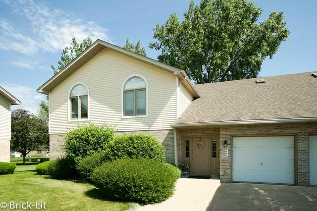 2643 Crescenzo Drive #2643, Joliet, IL 60436 (MLS #11161013) :: Suburban Life Realty