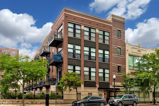 1910 S Michigan Avenue #302, Chicago, IL 60616 (MLS #11161026) :: Lewke Partners - Keller Williams Success Realty