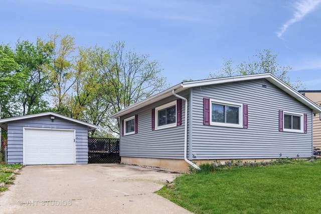 102 Shadywood Lane, Streamwood, IL 60107 (MLS #11161096) :: Suburban Life Realty