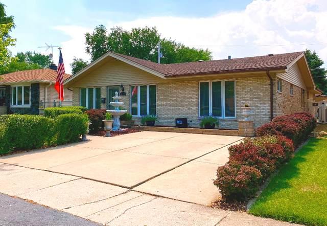 10608 Oak Avenue, Chicago Ridge, IL 60415 (MLS #11161242) :: Suburban Life Realty