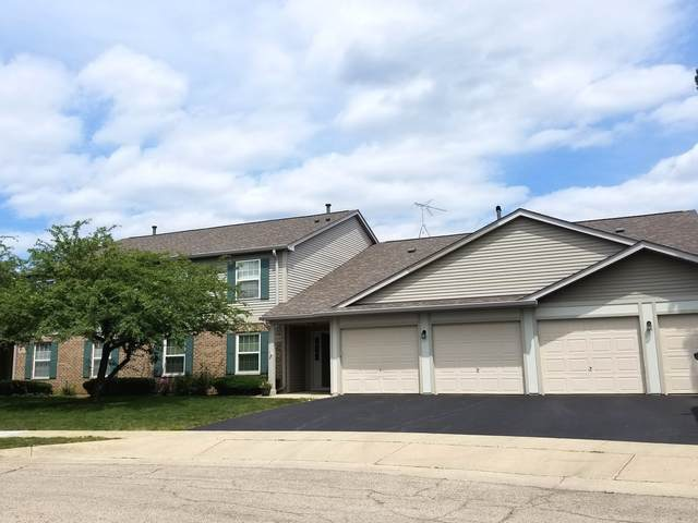 1007 Lincolnshire Court B, Elgin, IL 60120 (MLS #11161253) :: Jacqui Miller Homes