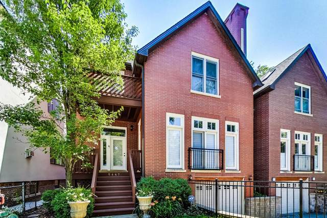 5447 S Ridgewood Court, Chicago, IL 60615 (MLS #11161305) :: O'Neil Property Group