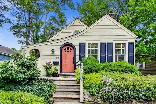 841 Saint Johns Avenue, Highland Park, IL 60035 (MLS #11161350) :: Littlefield Group
