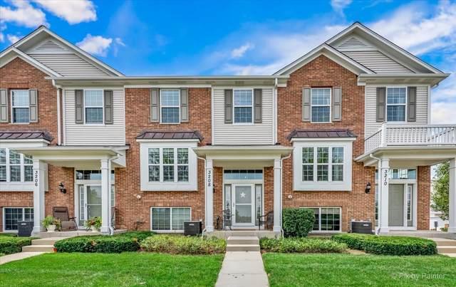 3208 Neubauer Circle, Lindenhurst, IL 60046 (MLS #11161363) :: Helen Oliveri Real Estate