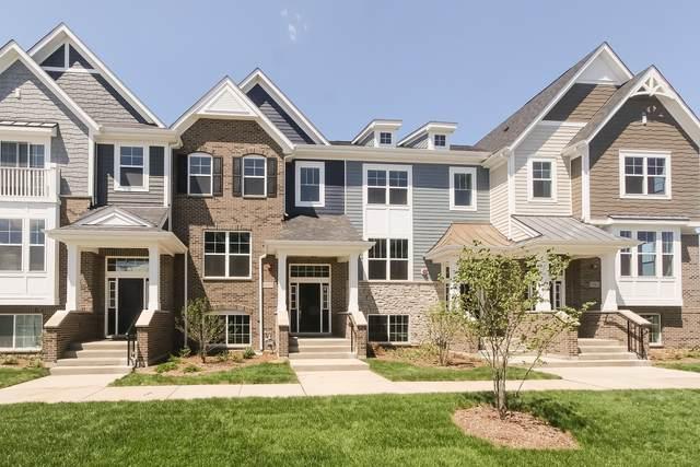 1960 Kingsley Lot #5.04 Circle, Northbrook, IL 60062 (MLS #11161390) :: John Lyons Real Estate