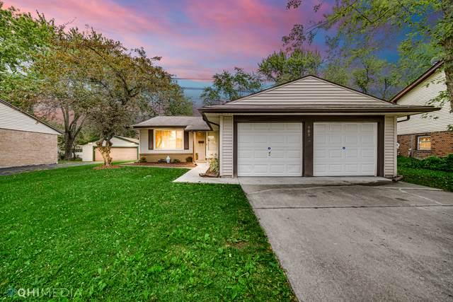 909 Blackhawk Drive, University Park, IL 60484 (MLS #11161433) :: O'Neil Property Group