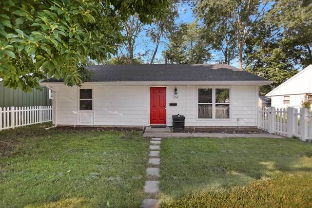 2703 E Illinois Street, Urbana, IL 61802 (MLS #11161447) :: Littlefield Group