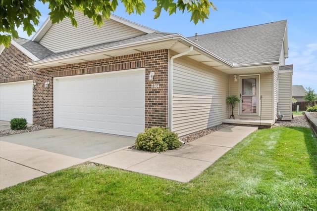 2704 Westbrook Drive 96B, Bloomington, IL 61704 (MLS #11161456) :: Jacqui Miller Homes
