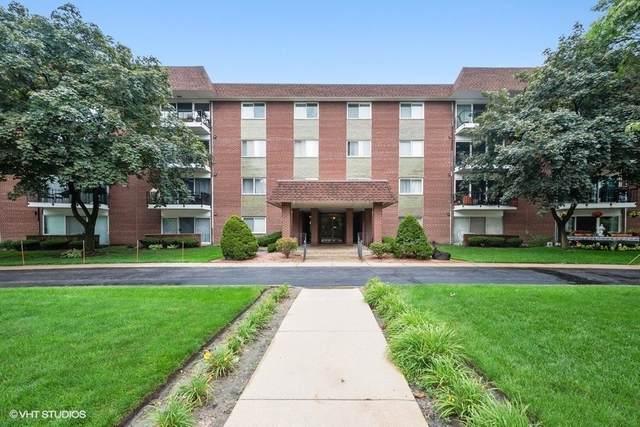 1030 S Fernandez Avenue 4F, Arlington Heights, IL 60005 (MLS #11161469) :: O'Neil Property Group