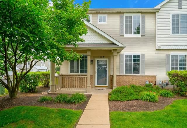 145 Yarrow Court, Romeoville, IL 60446 (MLS #11161476) :: O'Neil Property Group