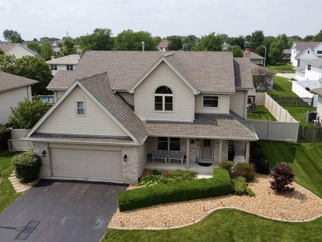 591 W Michigan Road, New Lenox, IL 60451 (MLS #11161491) :: O'Neil Property Group