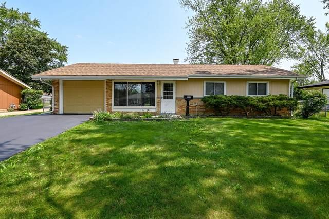 705 Olive Street, Hoffman Estates, IL 60194 (MLS #11161607) :: Littlefield Group