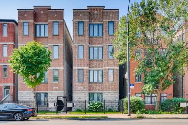2347 W Harrison Street #1, Chicago, IL 60612 (MLS #11161684) :: Lewke Partners - Keller Williams Success Realty