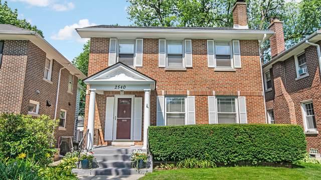 2540 Cowper Avenue, Evanston, IL 60201 (MLS #11161690) :: Ryan Dallas Real Estate