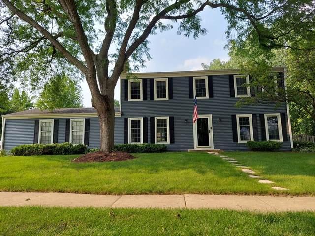 1409 Chestnut Ridge Drive, Naperville, IL 60540 (MLS #11161702) :: BN Homes Group
