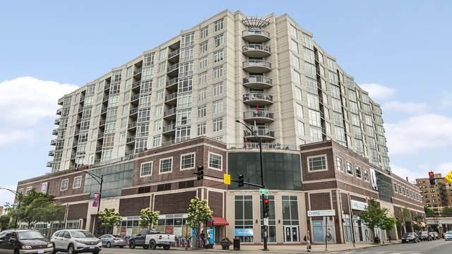 1134 W Granville Avenue #1015, Chicago, IL 60660 (MLS #11161794) :: Suburban Life Realty