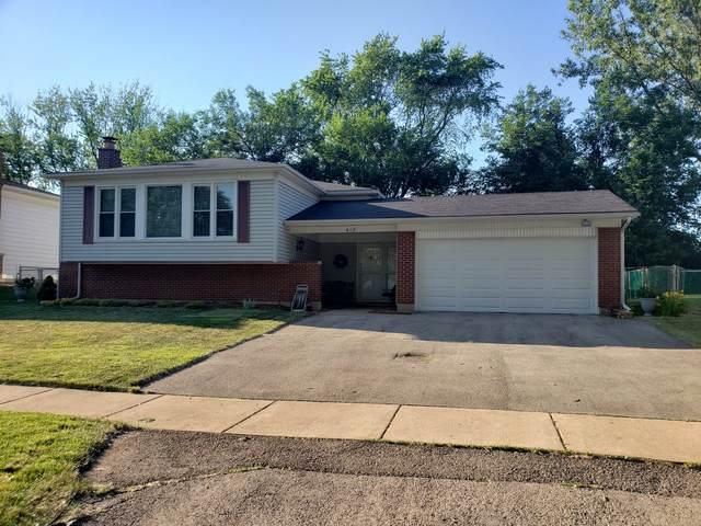412 Rockhurst Road, Bolingbrook, IL 60440 (MLS #11161890) :: O'Neil Property Group