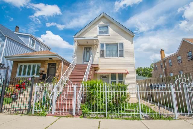 5251 S Francisco Avenue, Chicago, IL 60632 (MLS #11161969) :: Suburban Life Realty