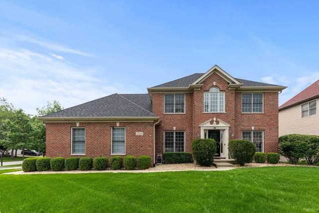 3740 Highknob Circle, Naperville, IL 60564 (MLS #11162011) :: Suburban Life Realty