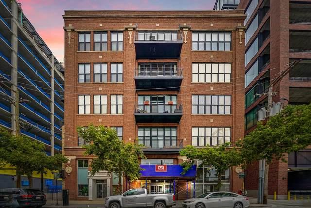 215 N Aberdeen Street 314A, Chicago, IL 60607 (MLS #11162071) :: Lux Home Chicago