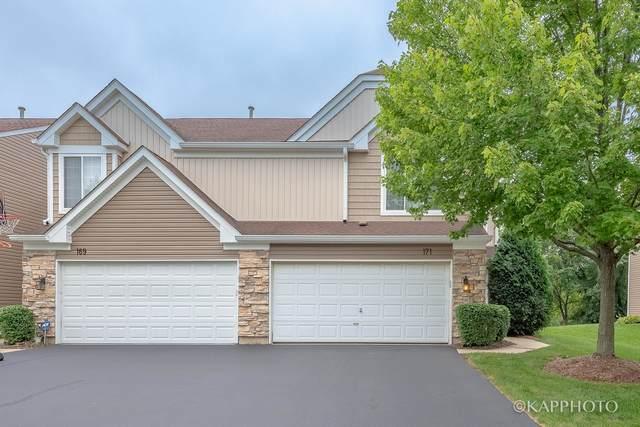 171 Locksley Drive, Streamwood, IL 60107 (MLS #11162107) :: O'Neil Property Group