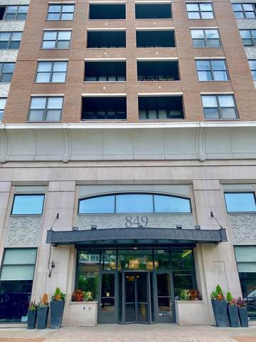 849 N Franklin Street #1420, Chicago, IL 60610 (MLS #11162143) :: Lux Home Chicago