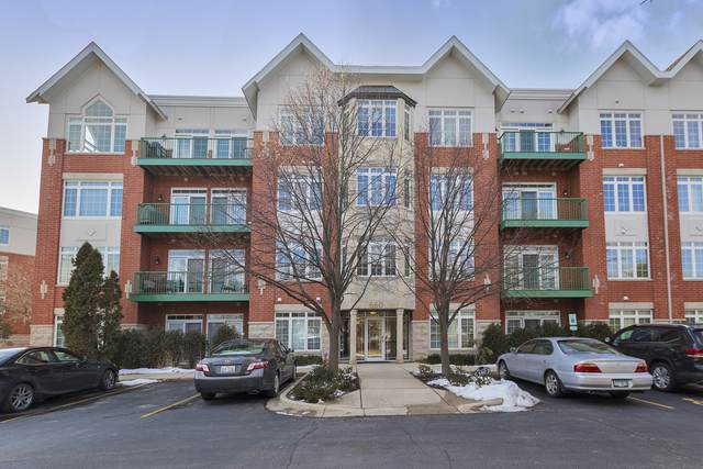 640 Mchenry Road #301, Wheeling, IL 60090 (MLS #11162198) :: O'Neil Property Group