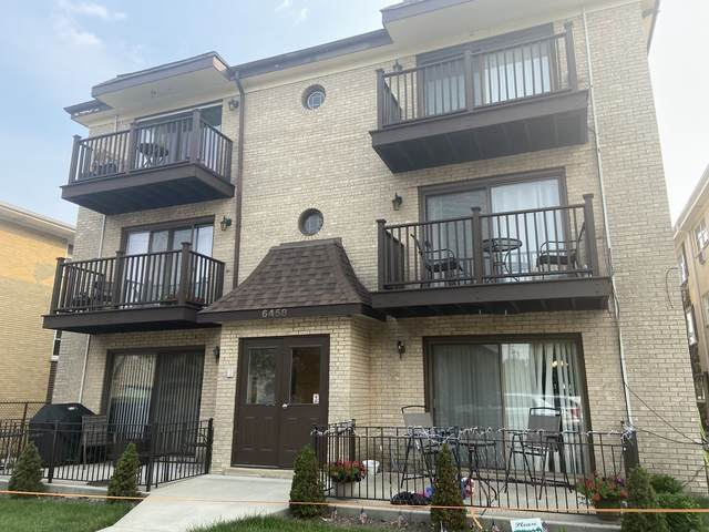 6458 N Northwest Highway 3G, Chicago, IL 60631 (MLS #11162251) :: Suburban Life Realty