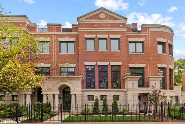 2030 N Sedgwick Street P, Chicago, IL 60614 (MLS #11162295) :: John Lyons Real Estate