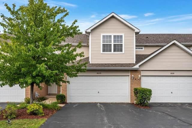 18279 Kirby Drive, Tinley Park, IL 60487 (MLS #11162313) :: Suburban Life Realty