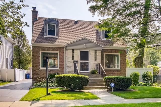 4217 Western Avenue, Western Springs, IL 60558 (MLS #11162323) :: O'Neil Property Group